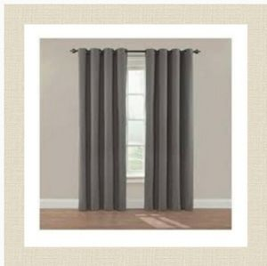 Four Curtain panels
